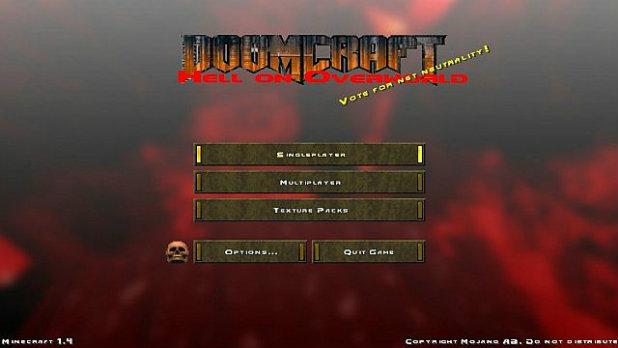 DoomCraft-Texture-Pack