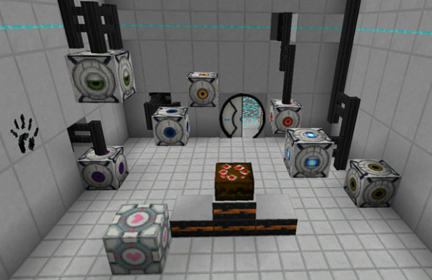 Precisely Portal and Modified Portal 1.12.2 Resource Pack | Texture Packs