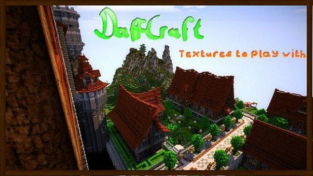 Daffcraft-Resource-Pack