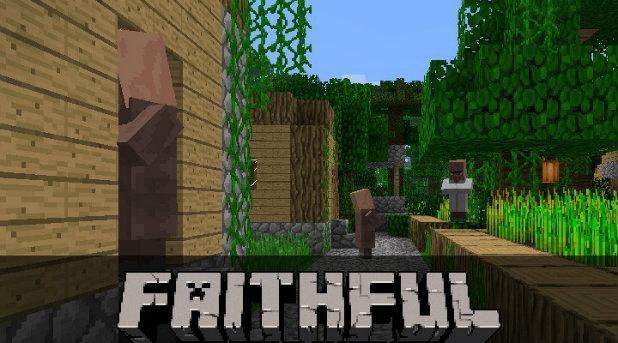 Faithful 64x64 1 12 2 Resource Pack | Texture Packs