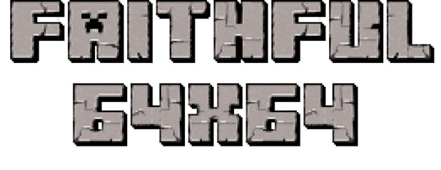 Faithful-64x64-Resource-Pack