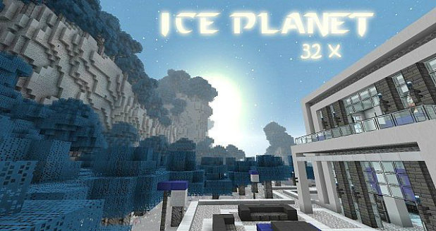 Ice-Planet-Resource-Pack