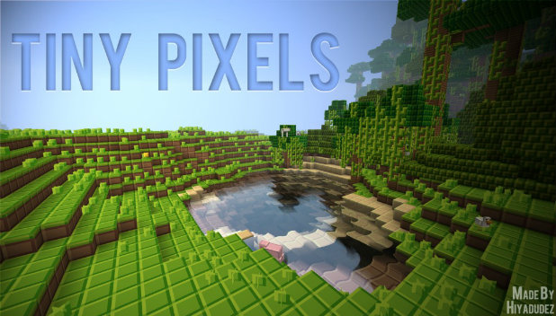 Tiny-Pixels-Resource-Pack