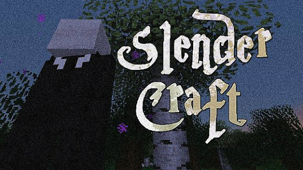 SlenderCraft-Resource-Pack