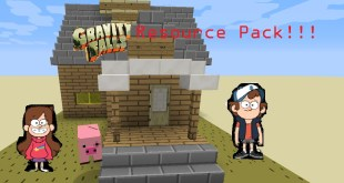 Gravity Falls Resource Pack