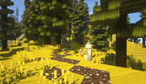 JoliCraft with SEUS Shader Pack