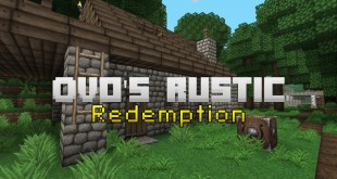 Ovo's Rustic Resource Pack
