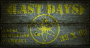 Last Days Resource Pack