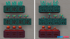 More Nether Foliage