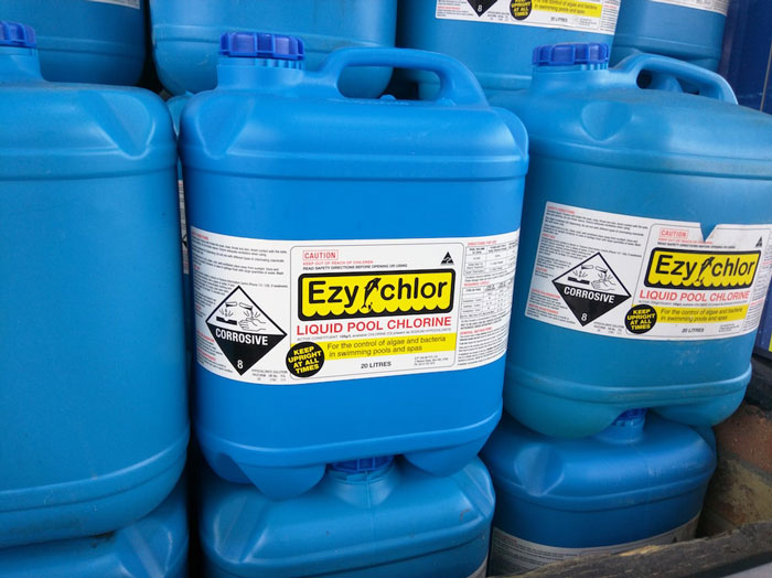 Tips for a Safe Pool Chemical Storage