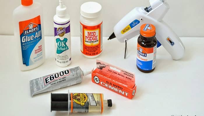 Types of Glue Dots