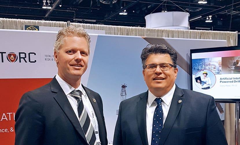 Trent Marx and Rolando Pablo Texas Secretary of State