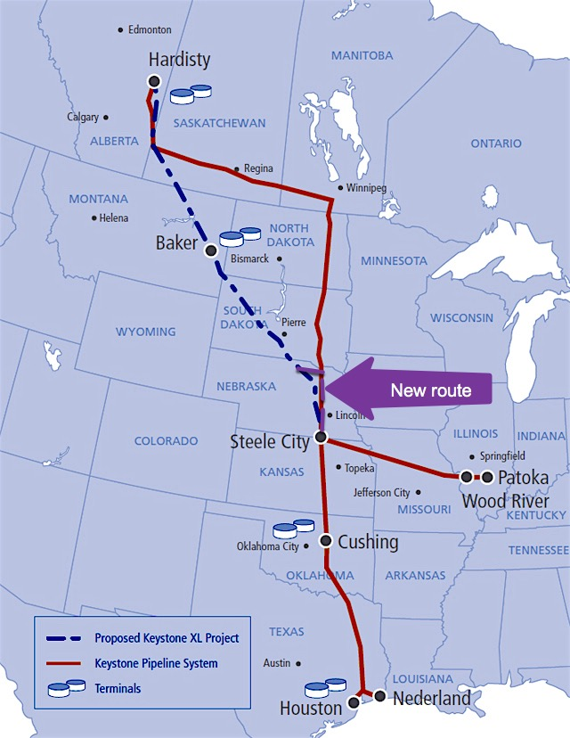 Nebraska approves Keystone XL Pipeline, but more obstacles in the horizon