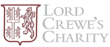 lord crewe's charity logo