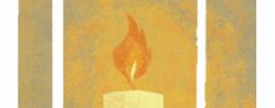 flame from illuminating pathways logo
