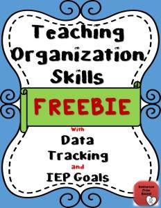 teaching-organizational-skills-lesson-plans