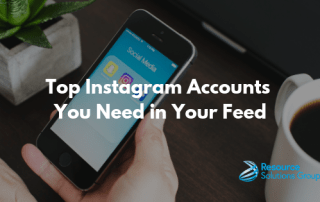 Blog card top instagram accounts you need in your feed