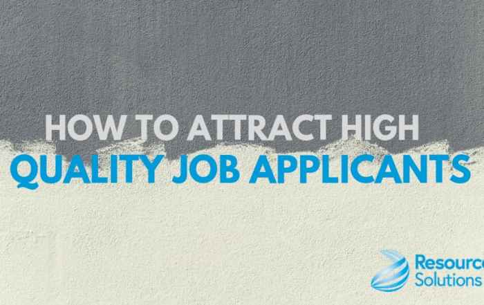 Blog card how to attract high quality job applicants