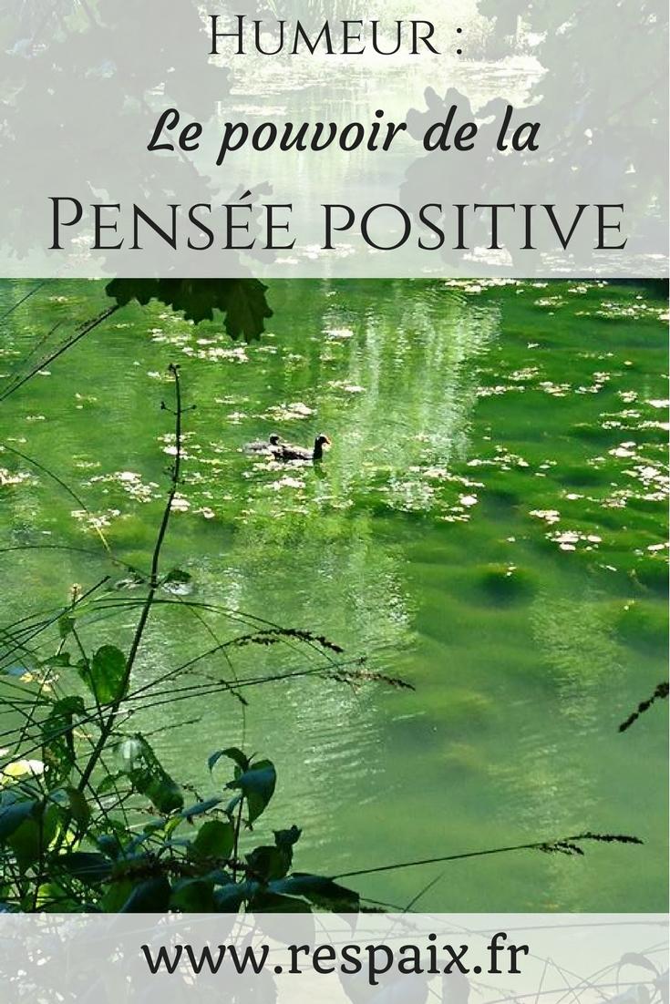 Transformez votre vie grâce à la pensée positive