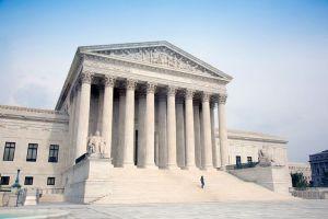 Supreme Court Building Exterior