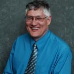 headshot of David Mitchell