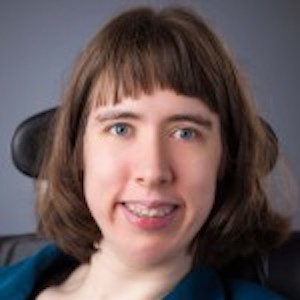 Margaret Breihan smiling