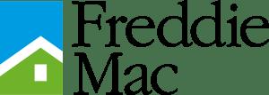 Freddie Mac logo in blue and green