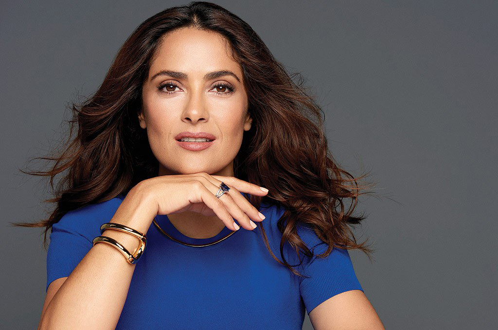 Salma Hayek, Role Model for Latina Women with Disabilities - Respect Ability
