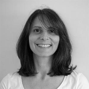 Bonnie Berger smiling