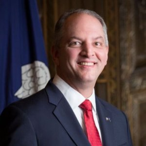 Louisiana Gov. John Bel Edwards