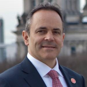 Gov. Matt Bevin headshot