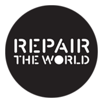 Repair The World logo