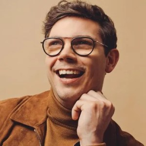 Ryan O'Connell smiling headshot