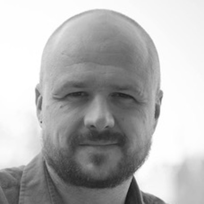 Zilvinas Paludnevicius headshot