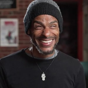 Aaron Seglin smiling headshot