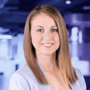Megan Swanson smiling headshot