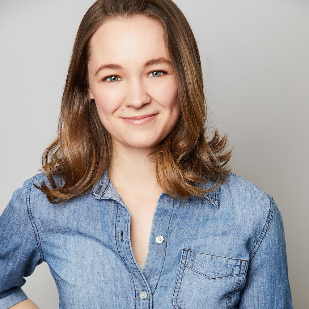 Anna Marr smiling headshot