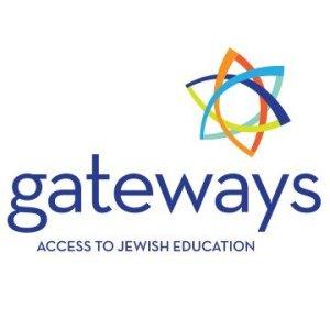 Logo for Gateways: Access to Jewish Education