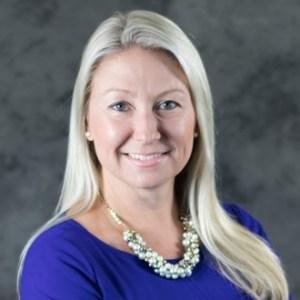Tina Schmitt smiling headshot