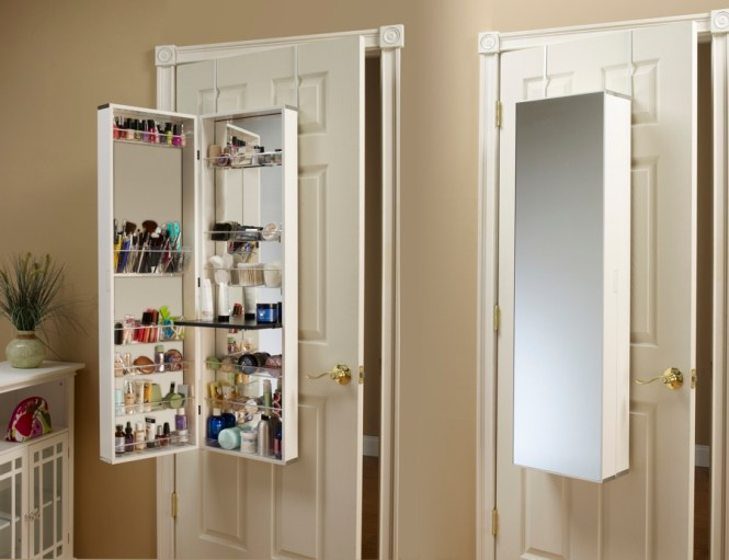 Mesmerizing Mirror Jewelry Armoire For Home Furniture Design Ideas Wall Mounted Locking