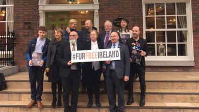 Ireland to ban fur farming