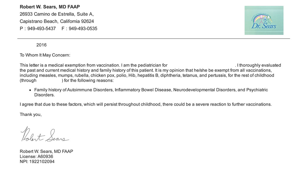 After SB 277, online medical exemptions to school vaccine mandates ...