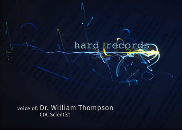 "Quoth William Thompson, a.k.a. the ""CDC whistleblower"": ""Help, I'm a squiggle! Why am I a squiggle?"""