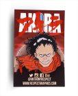 Akira Tetsuo Glitter Edition 80s Anime Soft Enamel Pin by Respect