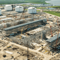 Cheniere - The First U.S. Company To Export Natural Gas (LNG)