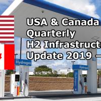 USA & CANADA Quarterly H2 Infrastructure Update 2019-Q2