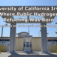 USA's Public Retail Hydrogen History: A View from Late 2020