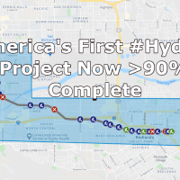 Redlands Passenger Rail Project Update - America's 1st Hydrail >90% Complete