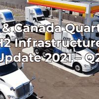 USA & CANADA QUARTERLY H2 INFRASTRUCTURE UPDATE 2021-Q2
