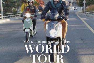Macklemore World Tour Episode 3
